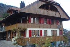 Nachher: Fassadenbemalung