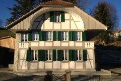 Fassadenbemalung Rieghaus nachher