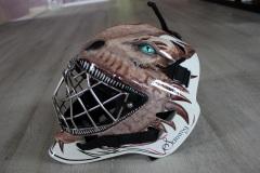 Eishockeyhelm Tier