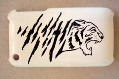 Natelhülle Tiger